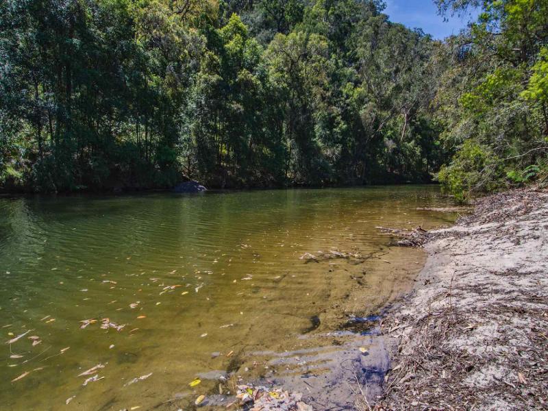 Marramarra creek