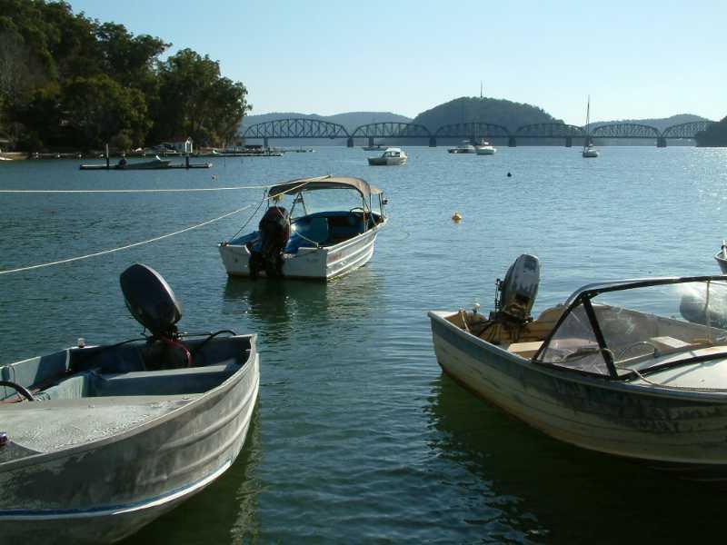 Hawkesbury River boat rental