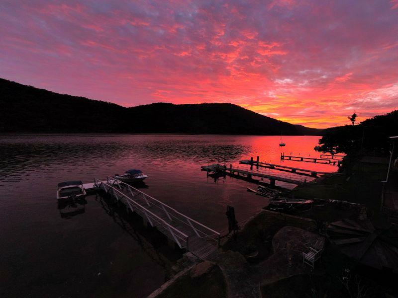 Coba Point sunrise